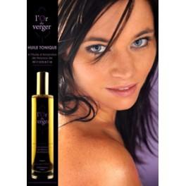 Natural moisturizing oil 100ml spray l'Or du Verger