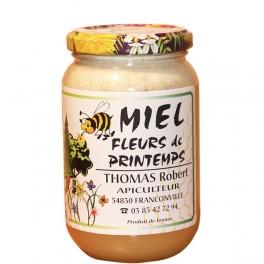 Miel fleurs de printemps