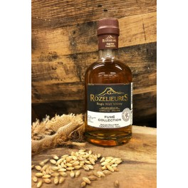 Single Malt Whisky G.Rozelieures Fumé Collection 20cl