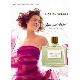 L'Or du Verger 1 PREMIERE ROSEE Eau de Parfum - Féminin 100ml