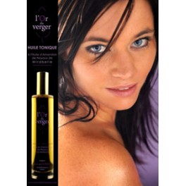 Natural moisturizing oil 100ml spray l'Or du Verger